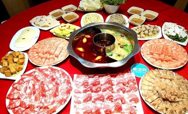 8人餐,美味火锅,等你来享