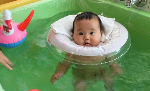 婴儿游泳3次卡1张,本单仅限0-6岁儿童体验