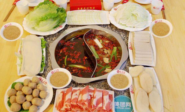 3-4人餐,提供免费WiFi。特色火锅,美味共享