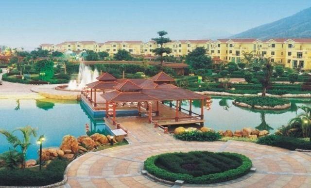 曹溪温泉度假酒店标准双人房+2张温泉门票