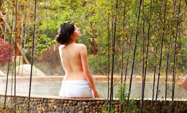 新丰云天海温泉原始森林度假村豪华房,含早餐、温泉