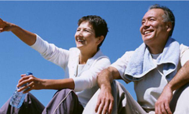 中老年体检套餐,关注人生,关注健康