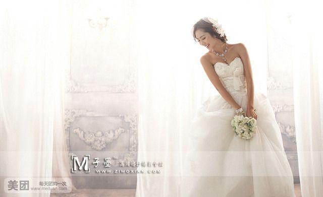 子墨高端婚纱摄影会馆是由一批来自北京,上海,苏州,无锡等各大城市深