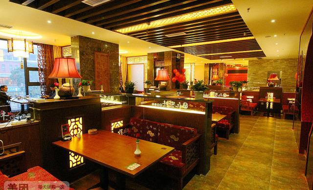 :长沙今日钱柜娱乐官网:【花之林】3-5人套餐,提供免费WiFi