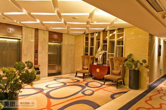 天津金岛假日酒店是天津市信力投资发展有限公司的子公司,天津市信
