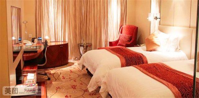 桐庐开元名都大酒店建筑面积5万平方米,拥有各式客房,套房293间,中