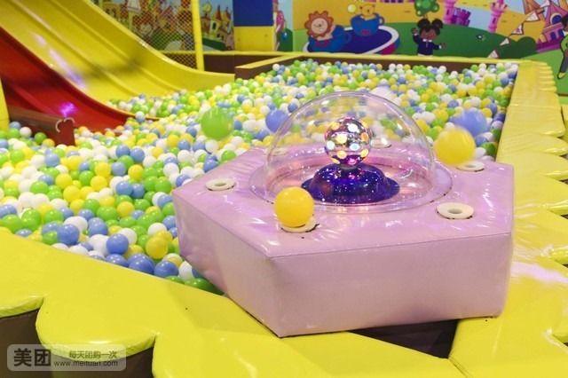 【衢州儿童乐园团购】儿童乐园淘气堡团购|价格|图片