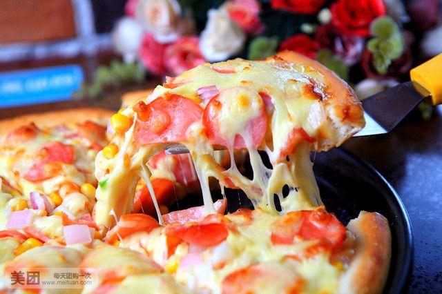 【北京玛格利塔团购】玛格利塔12寸披萨团购|图片