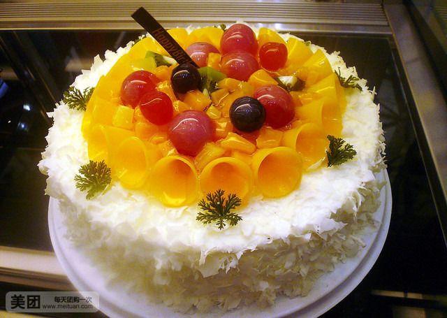 喜憨儿蛋糕坊-美团