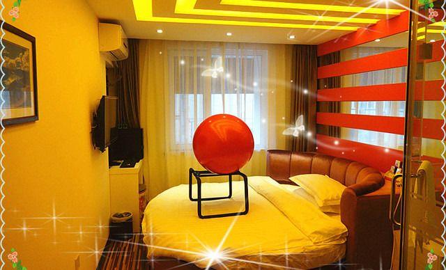 星座主题宾馆-美团