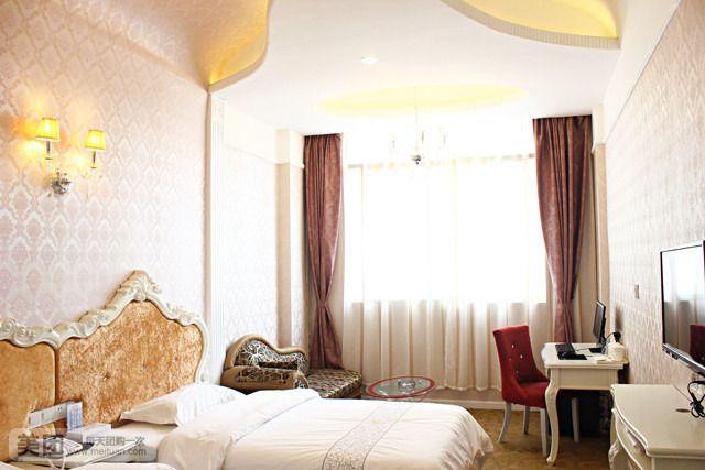 巴黎春天时尚酒店-美团