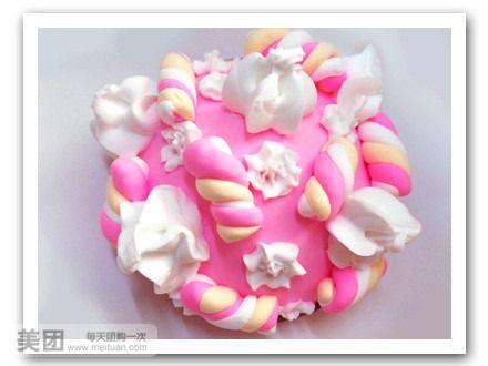 通乐乐园超轻土纸杯蛋糕