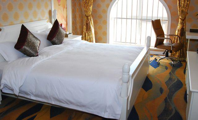 海洲国际酒店-美团