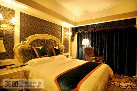 成都歌巴莱法式主题酒店-美团