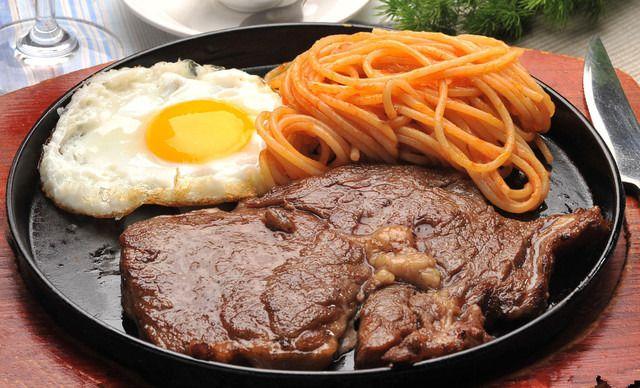 尚品牛排团购 仅售49.8元 价值88元的法式经典红酒牛排套餐1份,提供