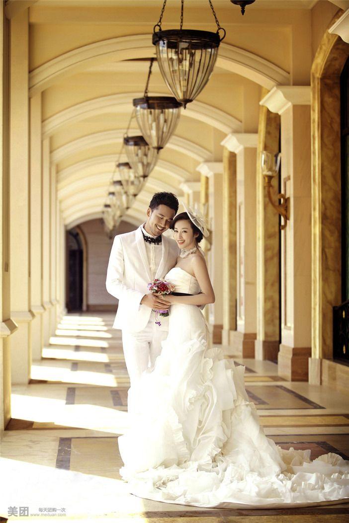 米兰婚纱摄影