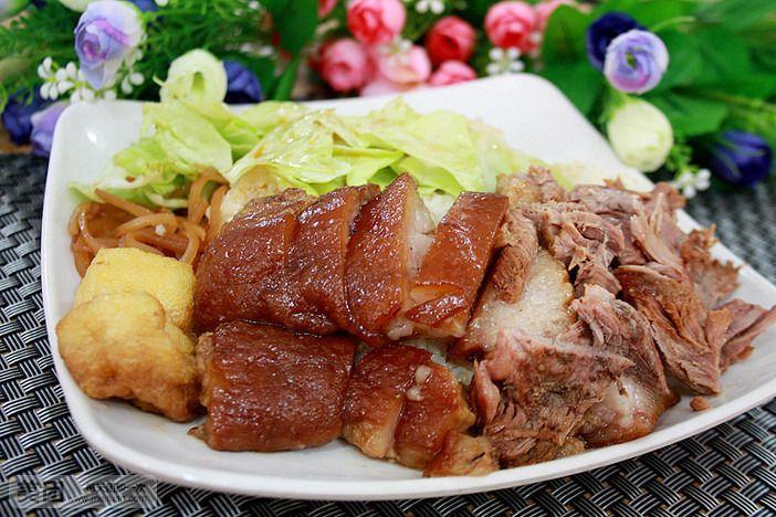 隆江猪脚饭(新都美食广场)