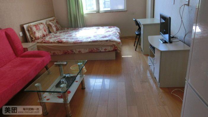 百分百酒店式公寓预订/团购