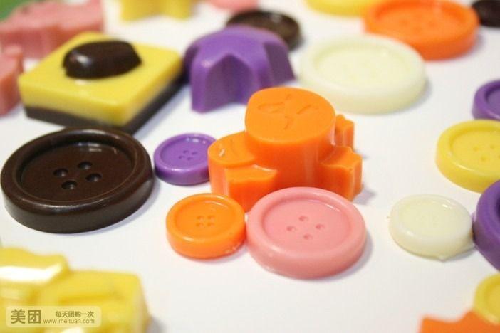 甜食彩泥作品步骤