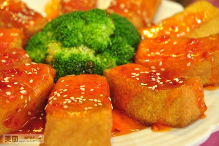 泰汁日本豆腐_泰汁山水豆腐