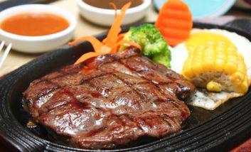【上海】台北韦斯顿牛排餐厅-美团