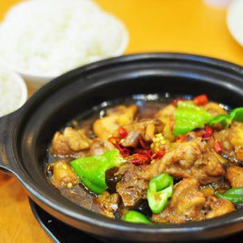 【蚌埠】杨铭宇黄焖鸡米饭-美团