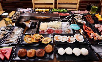 【南京】执牛耳海鲜自助烤肉-美团