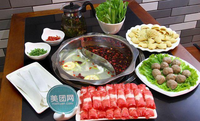 【西安城东客运站】_美团网美食温州天一角图片