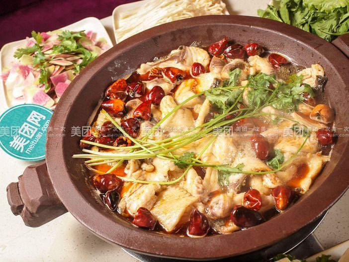 巴蜀人家石锅鱼-美团