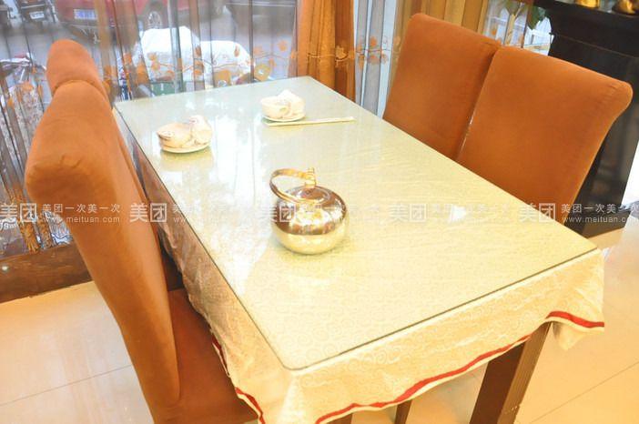 青春风景图片桌子