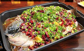 【郑州】老渔翁烤全鱼-美团