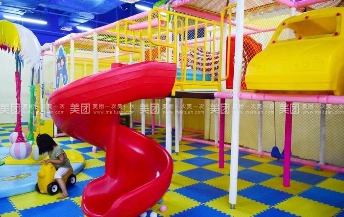 【郑州小顽童儿童游乐园团购】小顽童儿童游乐园30