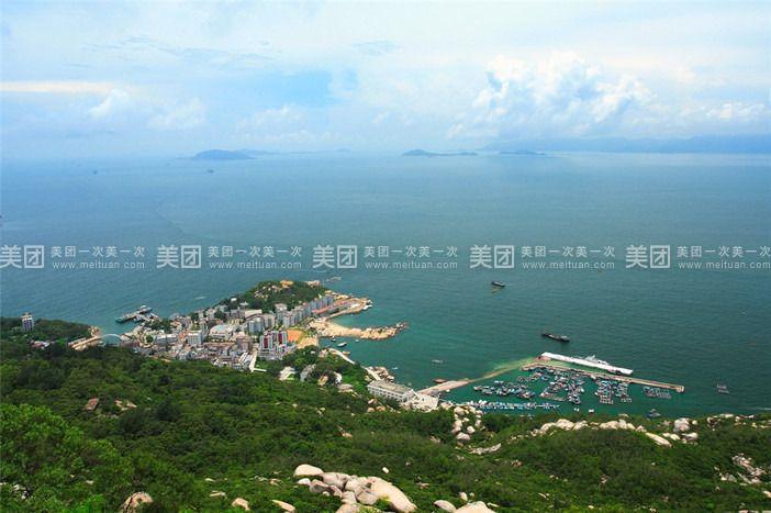 外伶仃岛目前已开通至深圳,广州的直达航线,在市内可在九洲港