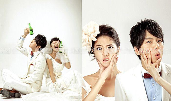 【北京图兰朵摄影团购】图兰朵婚纱摄影情侣写真套餐