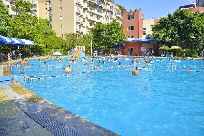 【达州金兰小区游泳池团购】金兰小区游泳池成人单次