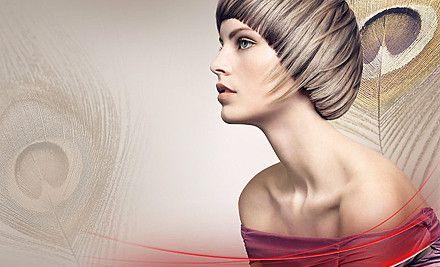 美发套餐2选1,可指定发型师剪发