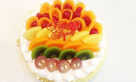 果味主义蛋糕/快乐果园蛋糕2选1