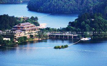【杭州出发】千岛湖、七里扬帆景区、东方明珠等2日跟团游*奇景千岛湖 繁华都市-美团