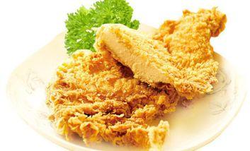 【阜宁等】扬城潘师傅炸鸡腿-美团