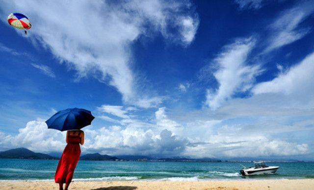 分界洲岛跟团【阳光海岸/海口往返】海南亚龙湾/分界洲岛双飞5天之旅