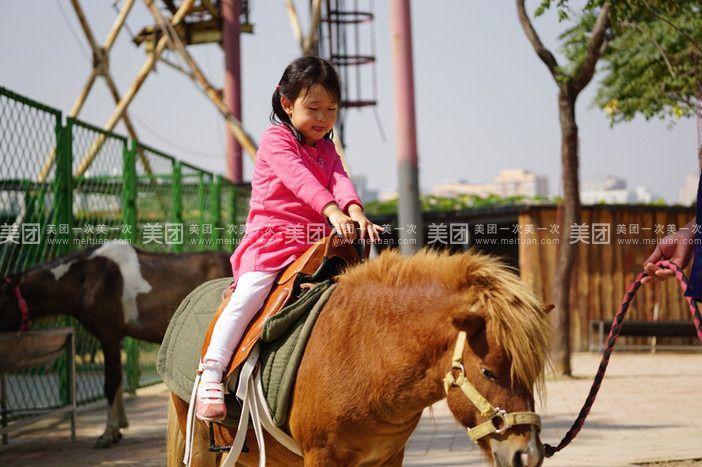 朝阳公园亲子动物园