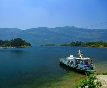 【仙岛湖】仙岛湖仙湖画廊亲子联票1大1小(成人票)-美团