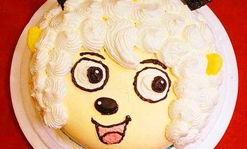 【霸州等】好运来蛋糕-美团