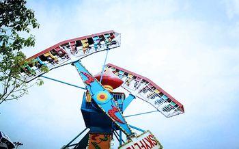 【天际岭】湖南省乐林游乐园(27选4)游玩套餐成人票+湖南省森林植物园门票-美团
