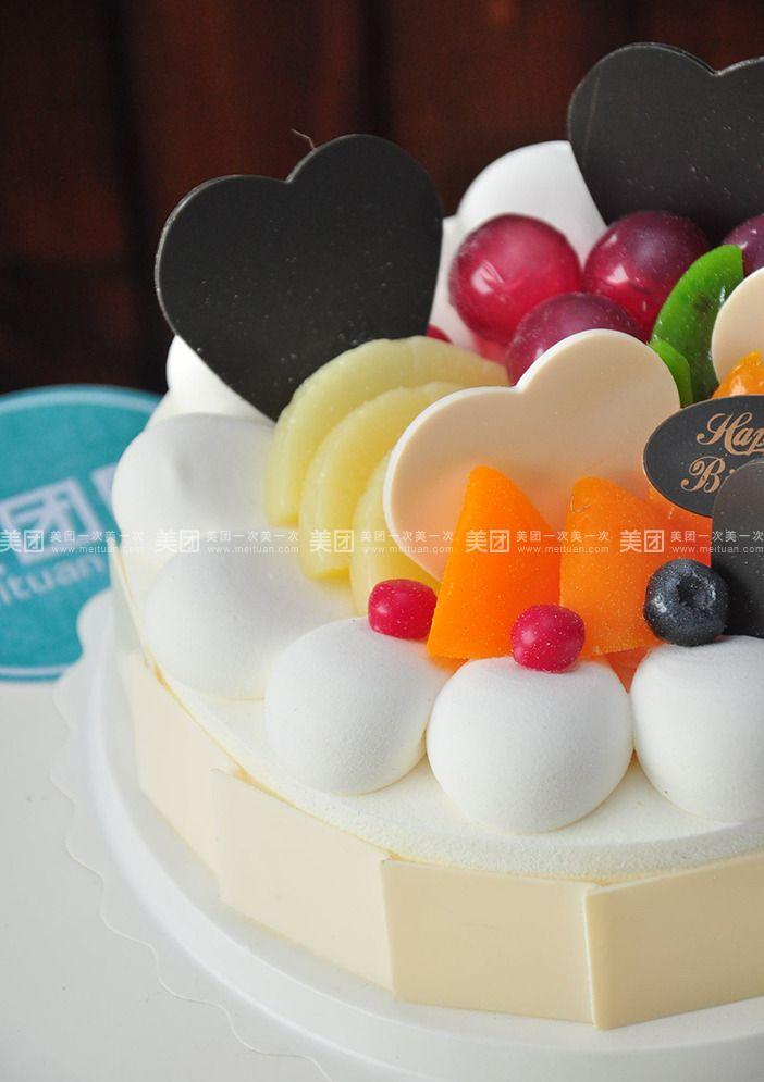 欧式生日蛋糕团购|图片