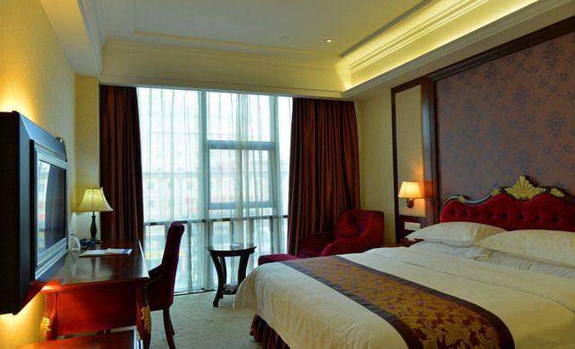 维也纳国际酒店(上海张江金融信息园店)预订/团购