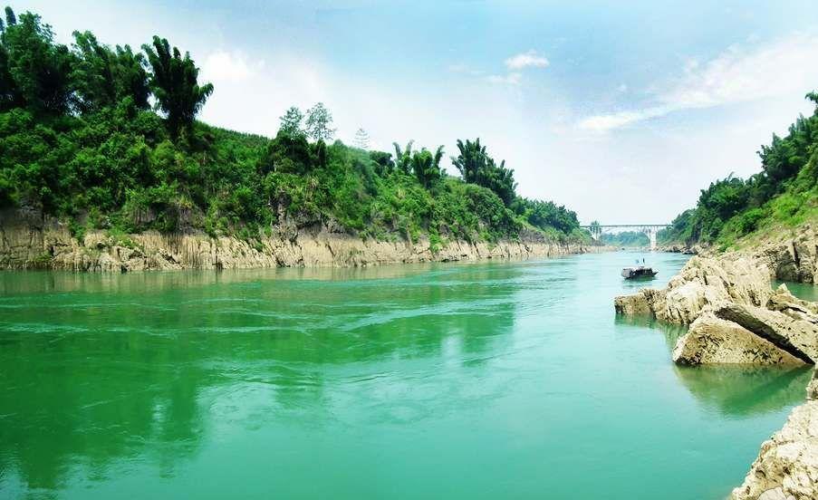河池大化红水河百里画廊景区平常游成人票(10人起订)