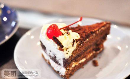 【济宁梦巴黎蛋糕团购】梦巴黎蛋糕黑森林/慕斯切块图片
