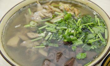 【蚌埠】南京回味鸭血粉丝汤-美团
