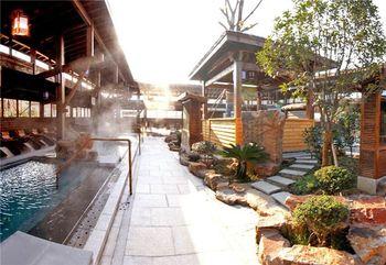 【和县】安徽香泉温泉度假村亲子票(2大1小)-美团